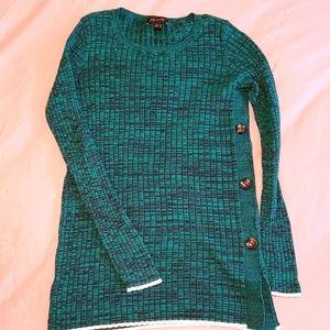 🧡 Emerald Green Sweater